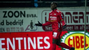 ONLY GERMAN Landry Dimata Oostende 21012017