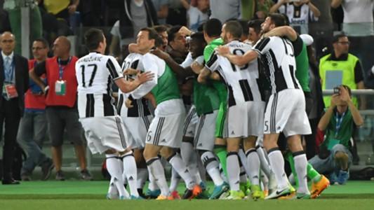 Juventus Serie A 17052017