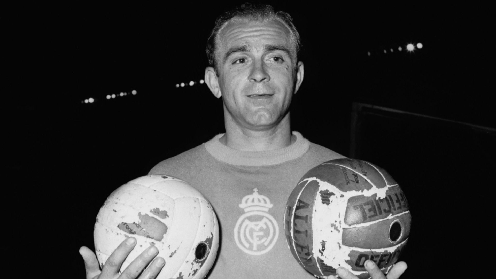 Alfredo di Stefano Real Madrid 12071956