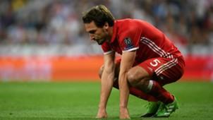 MATS HUMMELS BAYERN MÜNCHEN UEFA CHAMPIONS LEAGUE 18042017