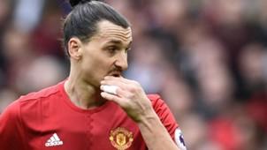 Zlatan Ibrahimovic Manchester United 04032017