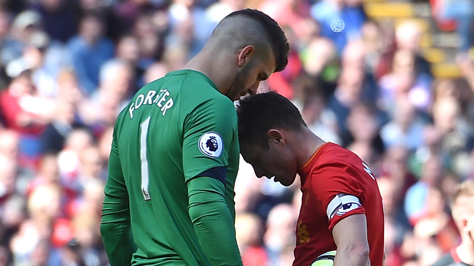 James Milner FC Liverpool 07052017