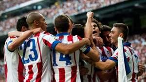 Atletico Madrid LaLiga 13082014