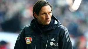 Roger Schmidt Bayer Leverkusen Bundesliga 08022015