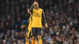 Mesut Özil Arsenal 18122016