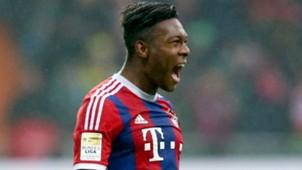 David Alaba Bayern Bundesliga 14032015