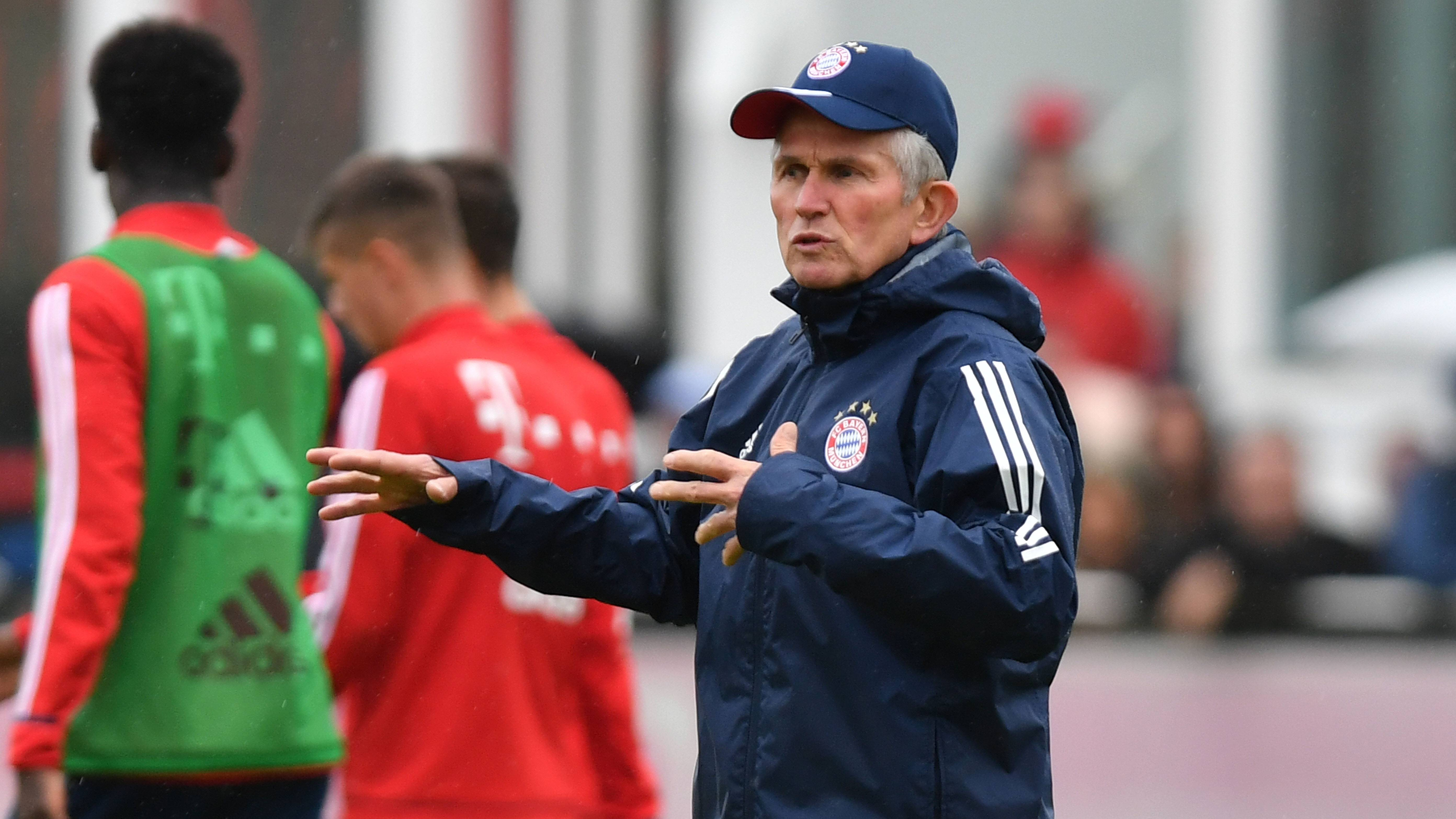 *GER ONLY* Jupp Heynckes FC Bayern München
