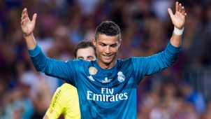 cristiano ronaldo real madrid supercopa 081317