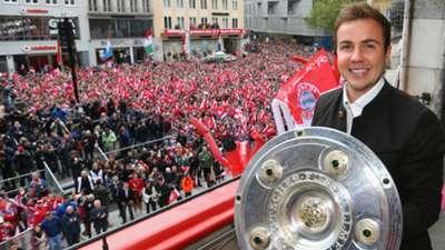 Mario Götze FC Bayern 15052016
