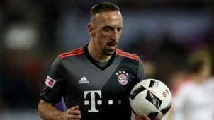 Franck Ribery FC Bayern 14012017