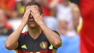 Eden Hazard Belgien Irland 06182016