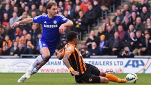 Branislav Ivanovic Chelsea Hull City 03222015