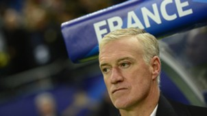 Didier Deschamps France Brazil Friendly 03262015