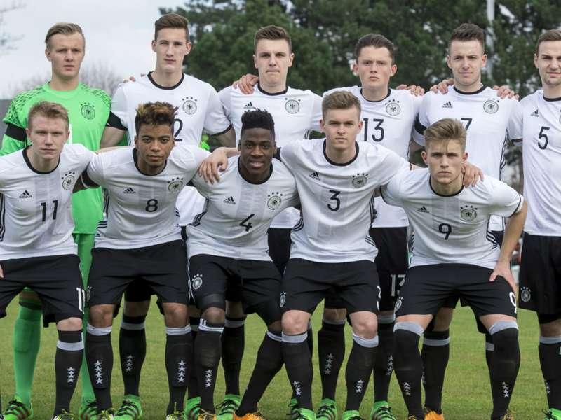 Deutsche U19 Nationalmannschaft Kader