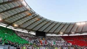 Coppa Italia Fans Stadio Olympico Rom 21052016
