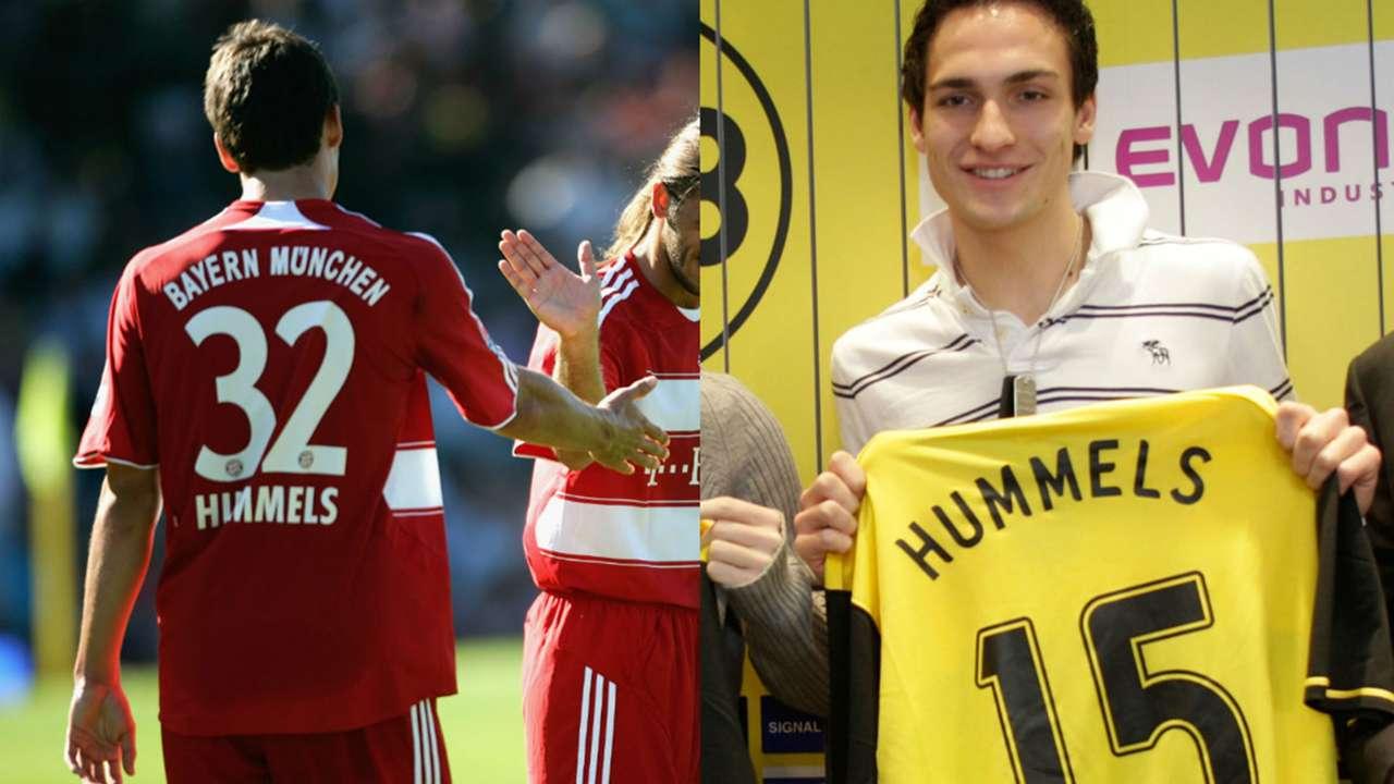 Mats Hummels Bayern Dortmund
