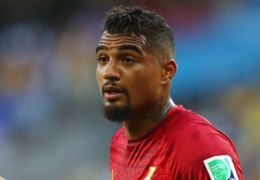 Kevin-Prince Boateng Ghana World Cup 2014 Group G 06212014