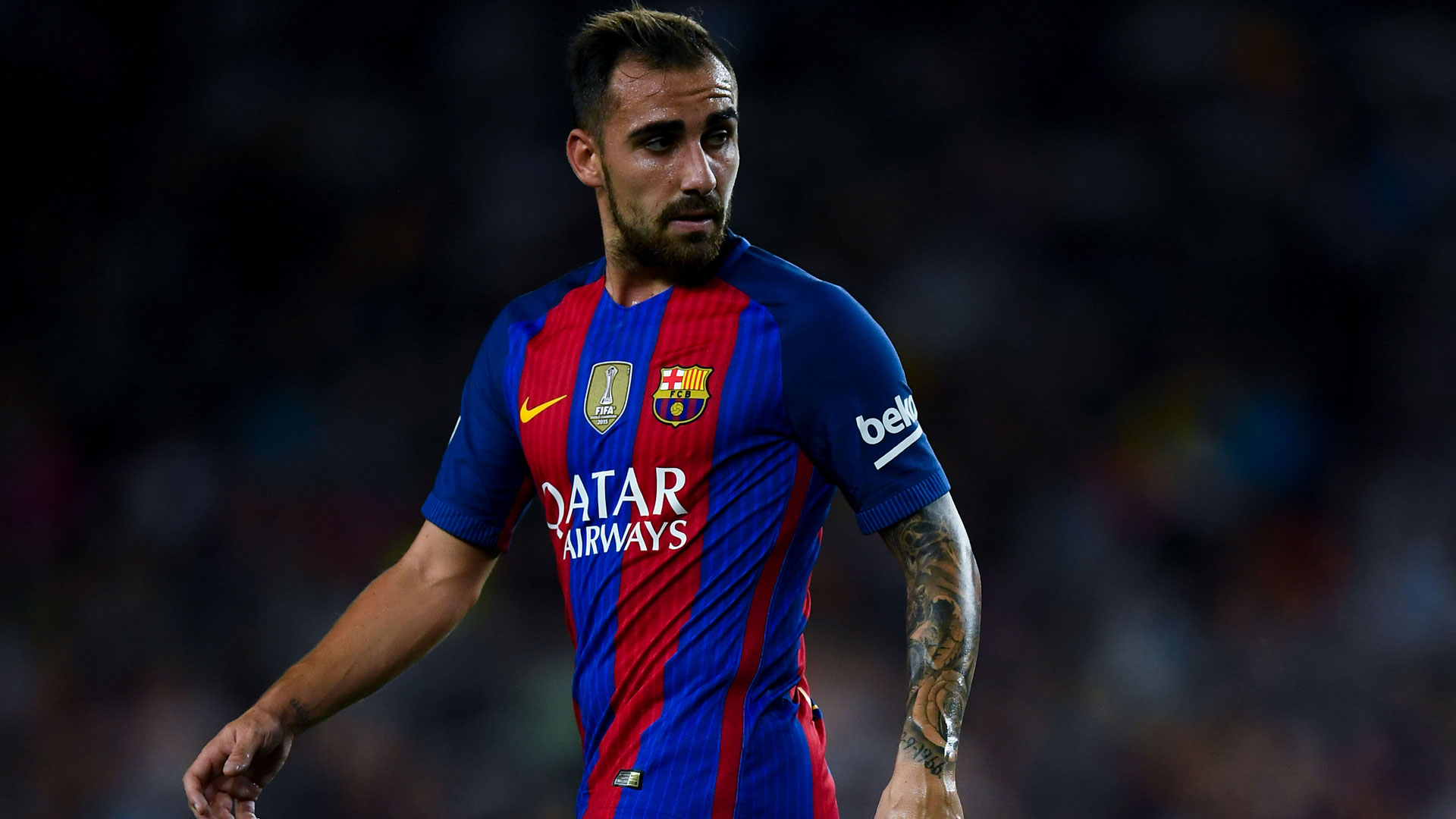 Paco Alcacer 09102016