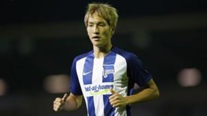 Genki Haraguchi Hertha BSC 04082016