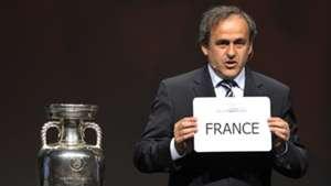 Michel Platini UEFA 05282010