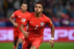 Alexis Sanchez Germany Chile 06222017