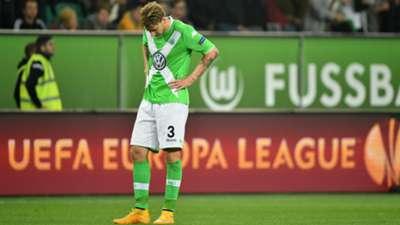 VfL Wolfsburg Nicklas Bendtner