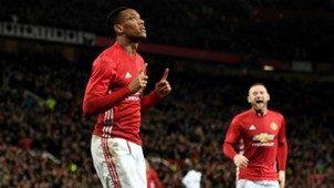 Anthony Martial Manchester United West Ham United EFL Cup 30112016