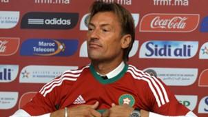 Herve Renard Marokko-Coach 02162016