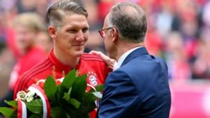 Bastian Schweinsteiger FC Bayern 23052015