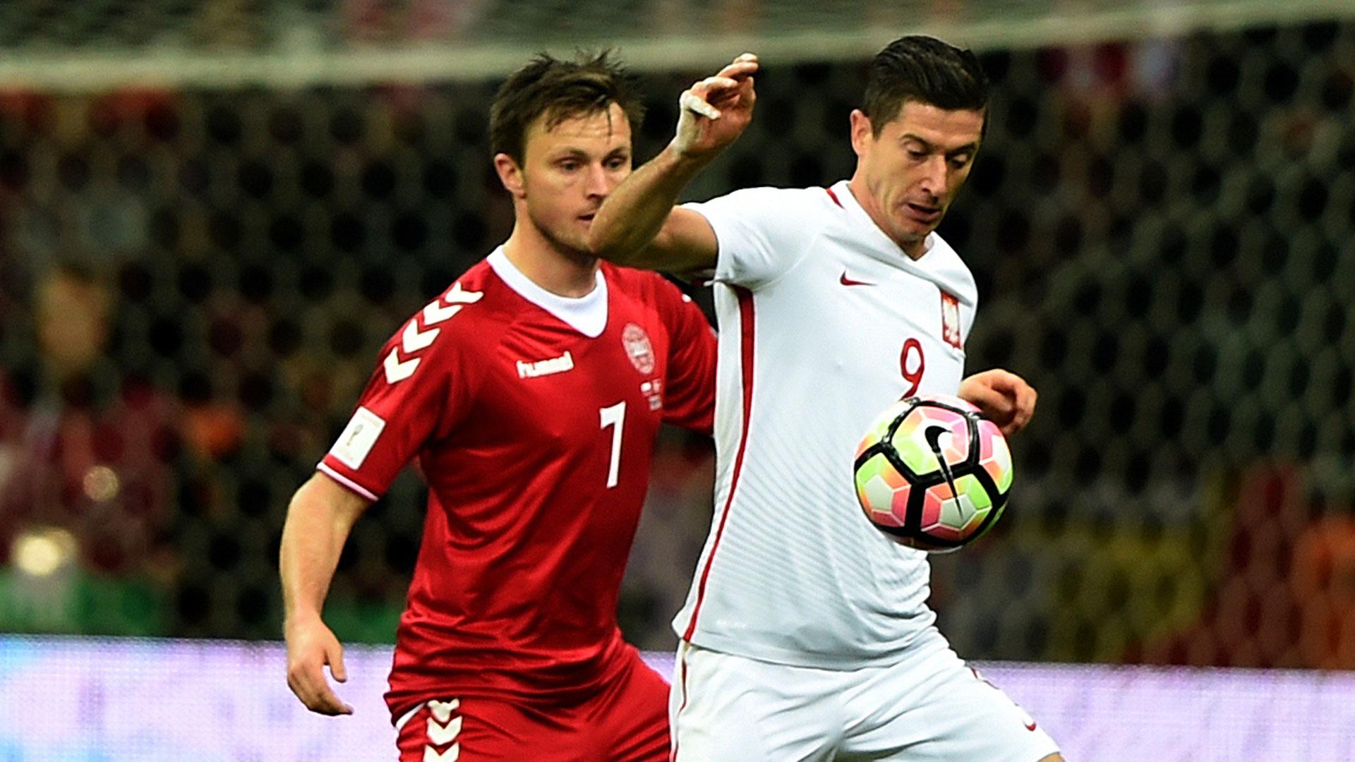Poland Denmark WC Qualification 08102016