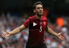 GFX Goal TV Turkey Calhanoglu