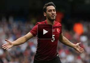 GFX Goal TV Turkey Calhanoglu