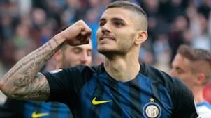Mauro Icardi Inter Mailand 12032017