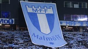 Malmö FF Fans Logo UEFA Champions League 11.04.2014