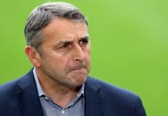 Klaus Allofs sports director VfL Wolfsburg