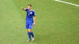 Edin Dzeko Bosnia WM World Cup 2014 25062014