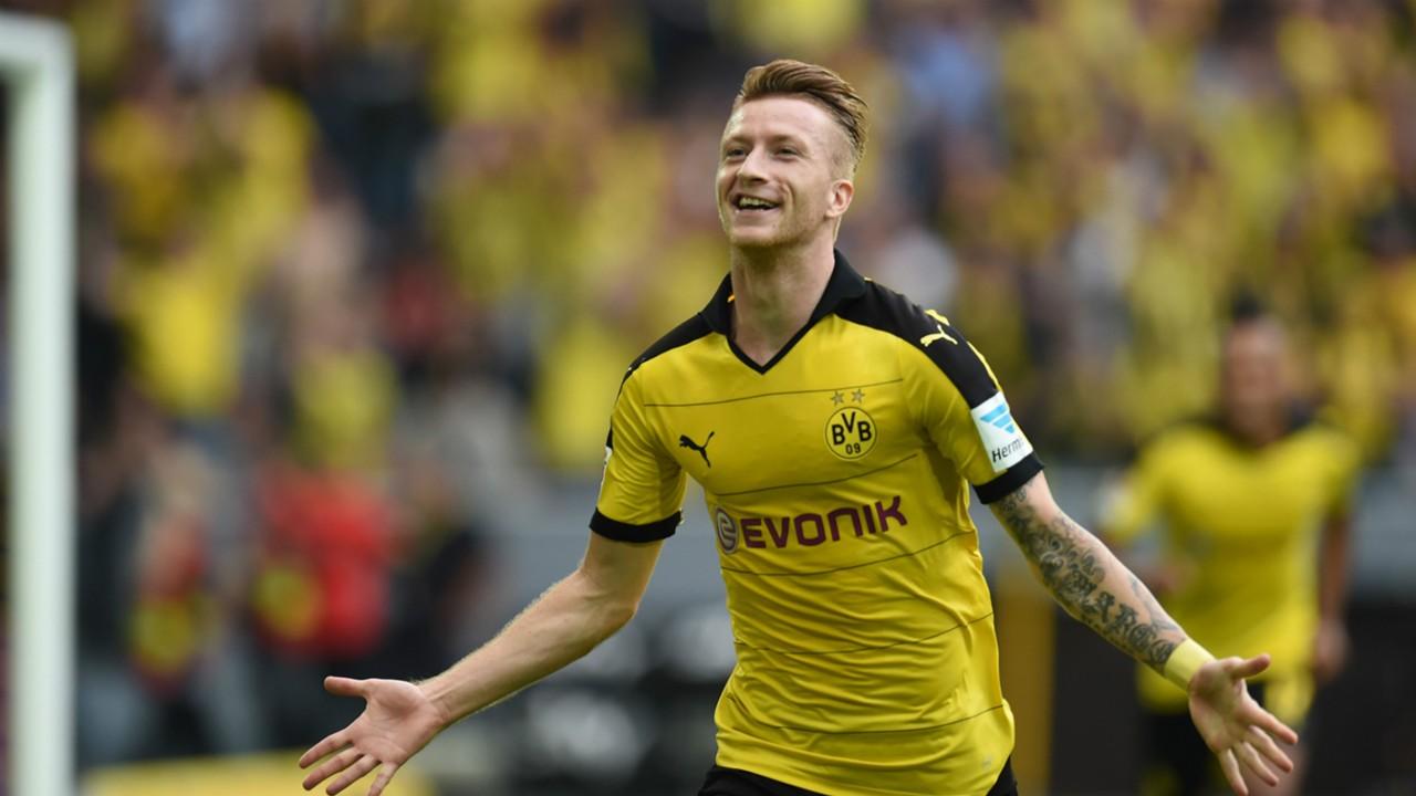 Marco Reus Borussia Dortmund Bundesliga 15082015