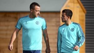 John Terry Eden Hazard FC Chelsea