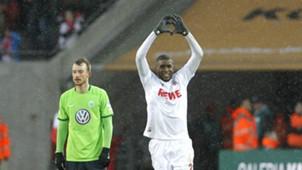 Anthony Modeste 1. FC Köln Bundesliga