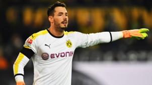 Roman Bürki Borussia Dortmund 19112016