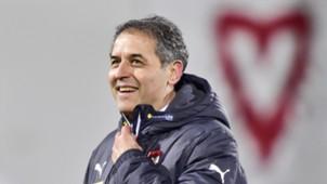 Marcel Koller Österreich Liechtenstein EM Qualifikation 03.27.2015