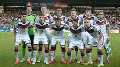 U17 Germany U17 France UEFA European Under-17 Championships