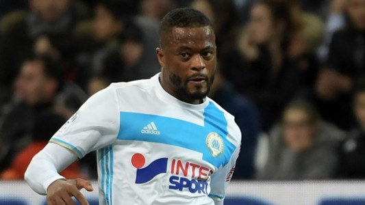 Patrice Evra Olympique Marseille 27012017