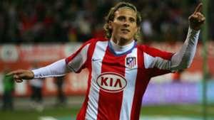 Diego Forlan Atletico Madrid
