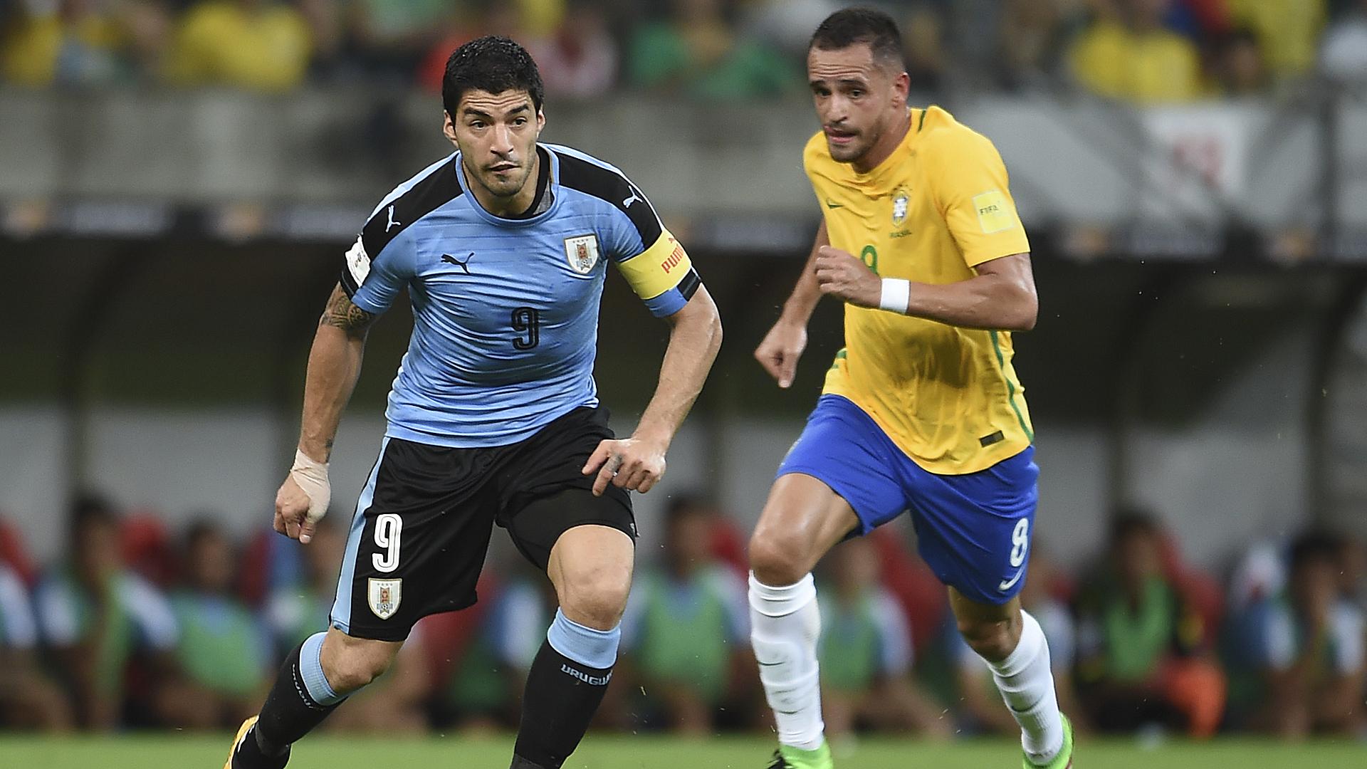 Luis Suarez Brazil Uruguay 03252016
