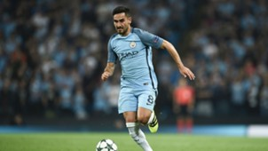 Ilkay Gündogan Manchester City 14092016