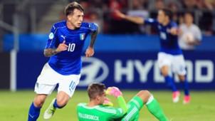 Italien Italy Germany Deutschland Bernardeschi 24062017