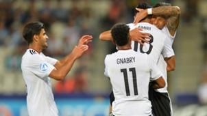 Germany U21 Gnabry Selke Amiri Dahoud Denmark 062117