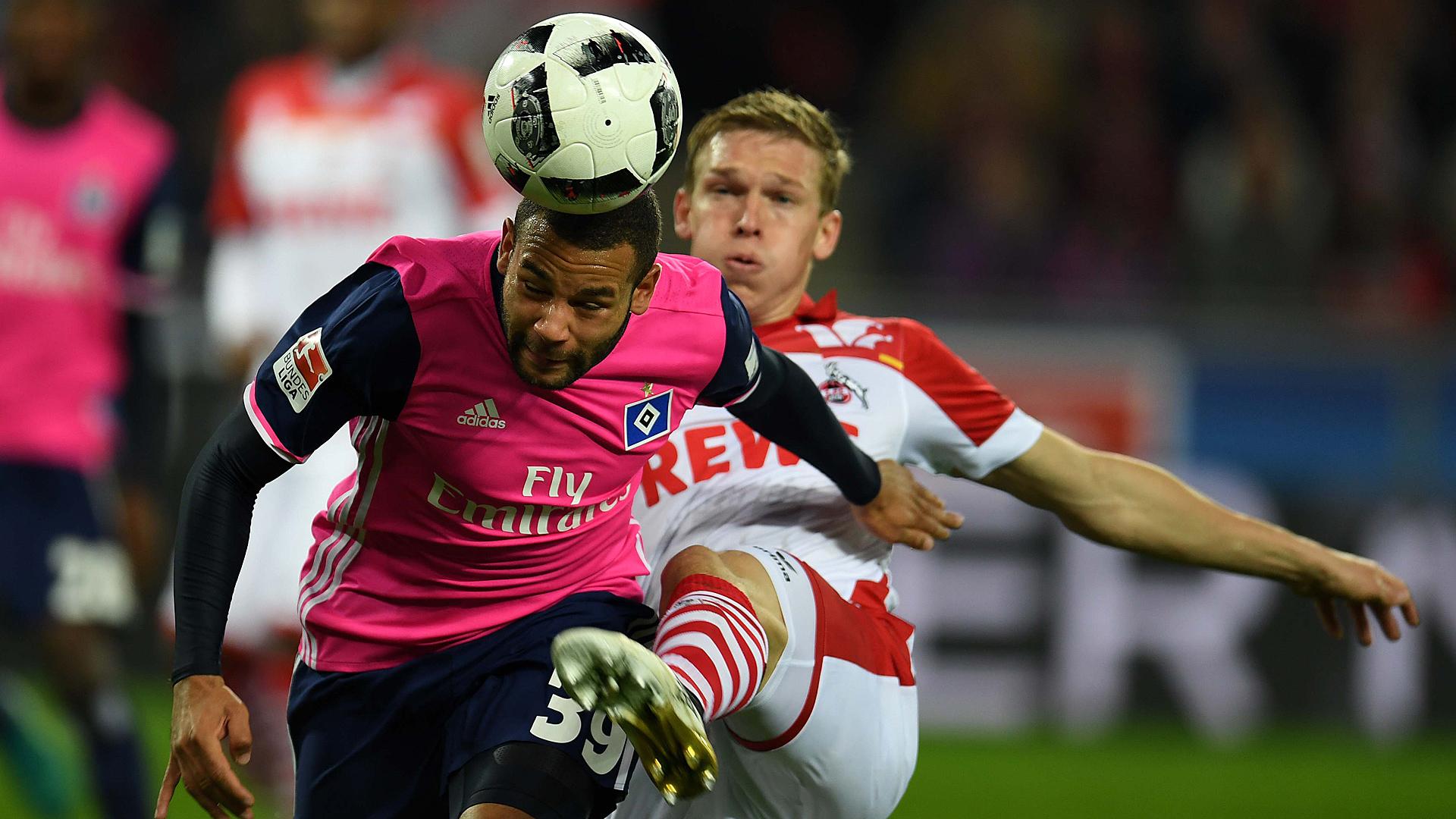 Hamburger SV 1. FC Köln Bundesliga 10292016