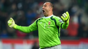 Gabor Kiraly Hungary EC Qualification 15112015